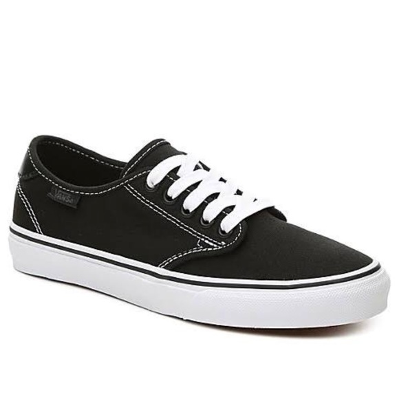c8069fc38b Black Vans Camden Deluxe Sneaker. M 5aac262c1dffda313bd59789